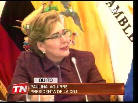 Presidenta de la CNJ plantea no evaluar a magistrados de ese organismo