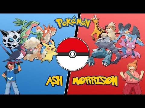 morrison all pokemon
