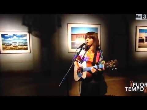 Carmen Consoli suona a Villa Panza