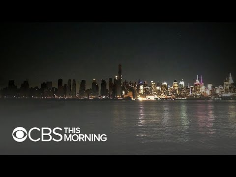 Massive Manhattan Power Outage Was Not An Attack, Officials Say
