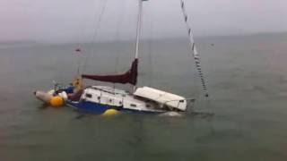 Paignton United Kingdom  City new picture : Yacht fail 2016.Paignton Harbour ,Devon,UK. Boat,CHARLOTTE LOUISE