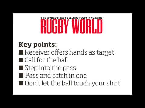 Mini rugby video: How to take and give