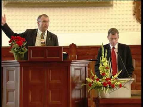 Ma az utolsó napokban - Norbert Lieth prédikációja