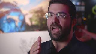 Видео-отчёт Ashes of Creation о первых двух днях PAX West 2017
