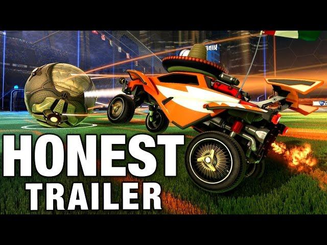 ROCKET LEAGUE (Honest Game Trailers)