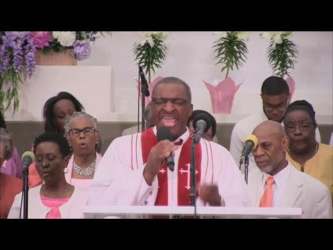 He Wouldn't Stay Buried -Resurrection Sunday - 2018