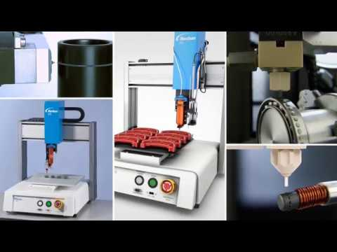 Nordson EFD E Series Automated Dispensing Systems Overview