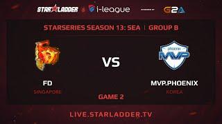 FD vs MVP Phoenix, game 2