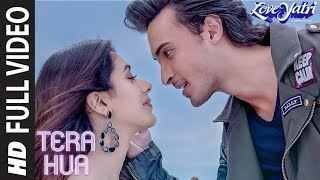 Video Tera Hua Full Song | Loveyatri | Atif Aslam | Aayush Sharma |Warina Hussain |Tanishk Bagchi Manoj M MP3, 3GP, MP4, WEBM, AVI, FLV Oktober 2018
