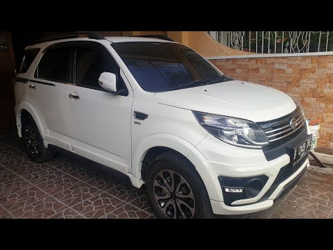 Daihatsu Terios R Adventure M/T GIIAS 2015 Limited Edition [F700RE] In Depth Review Indonesia