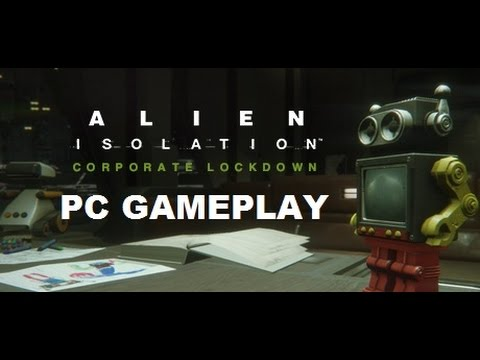 Alien : Isolation - Corporate Lockdown Xbox One