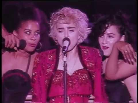 Madonna - La Isla Bonita (Live In Concert Ciao Italia).HD