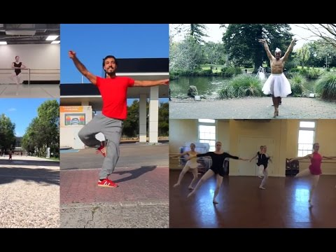#WorldBalletDay challenge: your pirouettes