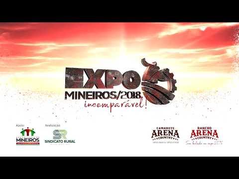 SRM confirma as atrações da ExpoMineiros 2018