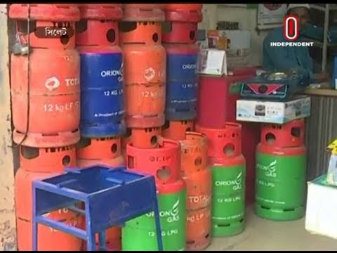 Why LPG cylinder business booming? (16-04-2019) Courtesy: Independent TV