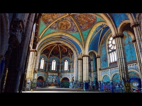 ABANDONED MEDIEVAL CATHEDRAL IN THE USA?  11th Century Cathedral Left Abandoned In The Midwest!