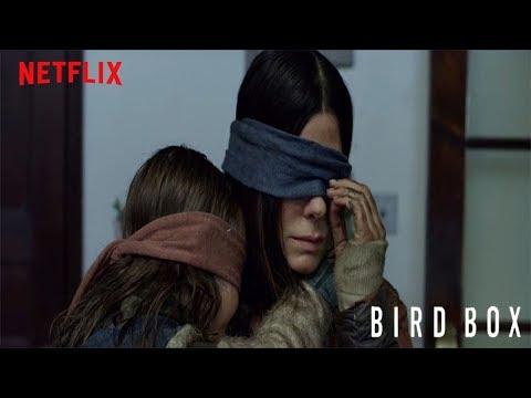 Bird Box Ending Scene HD (Blu Ray)