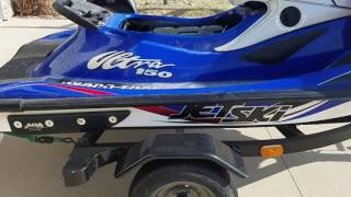 9. 2001 Ultra 150 for sale