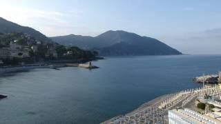 Recco Italy  city pictures gallery : Hotel Elena Recco Italy morning 2016