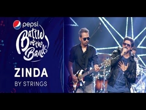 Zinda - Live at Pepsi Battle of the Bands Finale - Strings