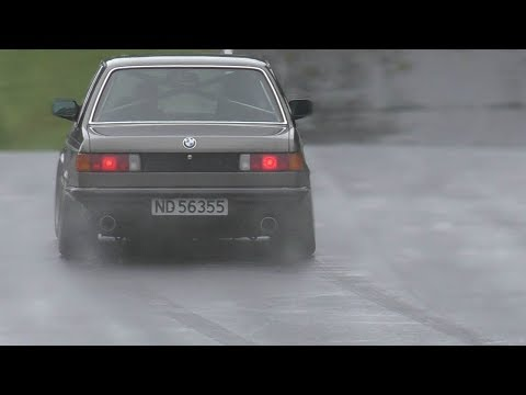 BMW E21 With S50B32 On The Nürburgring!