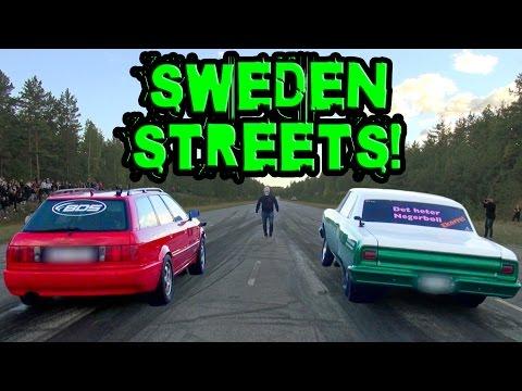 Turbo Audi S2 vs Nitrous Chevelle