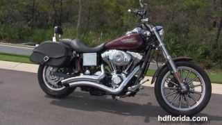 9. Used 2005 Harley Davidson Dyna Low Rider Motorcycle for sale