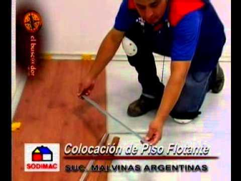 Colocar suelos pvc videos videos relacionados con - Como colocar piso flotante paso a paso ...