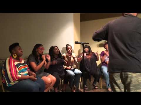 Check out what this Gospel Group did with a Prince Song.