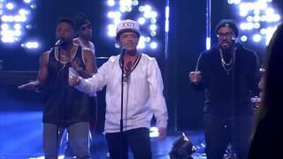 Bruno Mars 24K magic   Live on Skavlan #bruno #mars