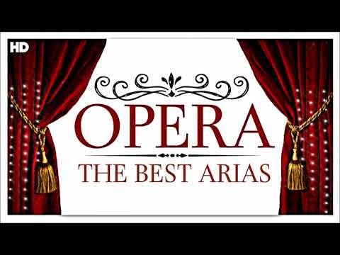 3 Hours OPERA Music | The Best Arias Ever | Aida Lakme Carmen Madama Butterfly Turandot
