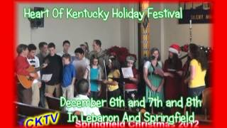 Heart of Kentucky Christmas Festival 2013