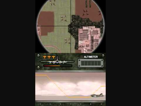 B-17 Fortress In the Sky Nintendo DS