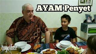 Video Resep AYAM penyet Rumahan  Rasa tak Kalah sama Warung makan! MP3, 3GP, MP4, WEBM, AVI, FLV Januari 2019