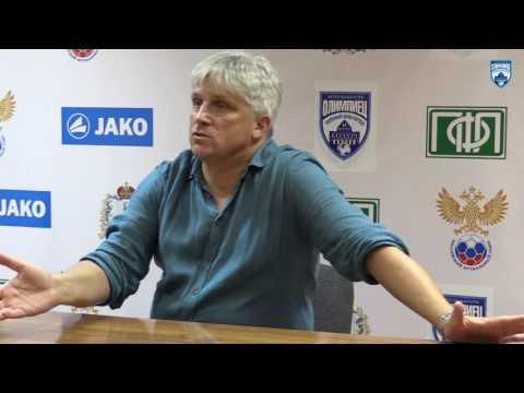 """Константин Галкин о матче с """"Ностой"""""""