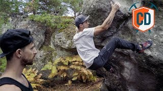 Serious Lock Off Strength: Climbing Blind | Climbing Daily Ep.1287 by EpicTV Climbing Daily