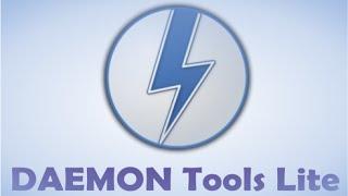 Как работать с DAEMON Tools Lite