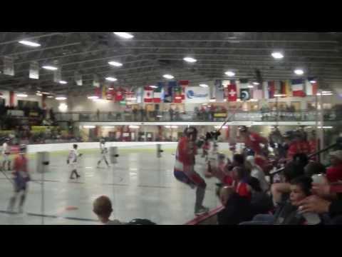 Česká republika - Kanada 5:1