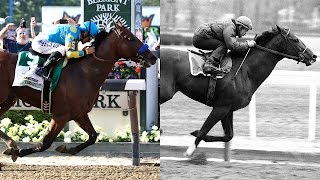 AMERICAN PHAROAH vs. SECRETARIAT