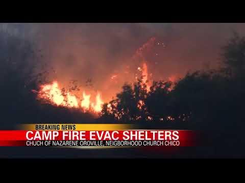 Camp Fire Update: 5:30 p.m. Nov. 8