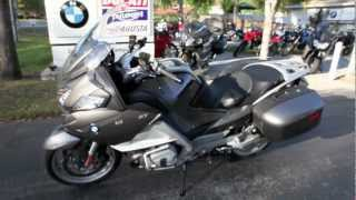 3. 2012 BMW R1200RT Low at Euro Cycles of Tampa Bay