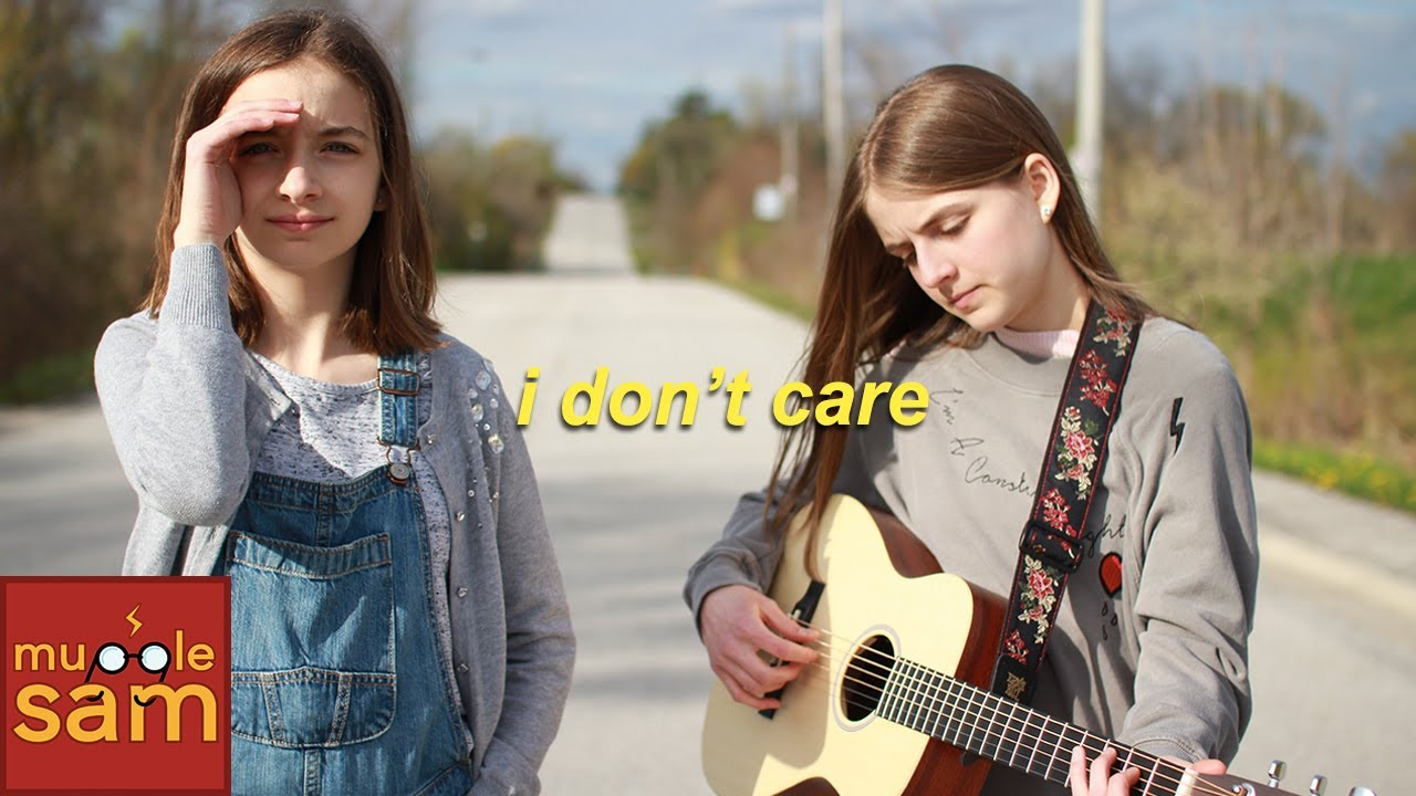 Ed Sheeran & Justin Bieber – I DON'T CARE (Acoustic Guitar Cover) Live Performance