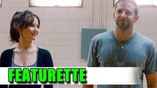 Silver Linings Playbook 12 Min. Featurette (2012) - Bradley Cooper, Jennifer Lawrence
