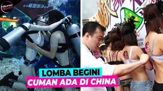 Video Bikin Lomba Sampe Segitunya! 10 Kontes Paling Aneh Yang Cuma Ada Di China MP3, 3GP, MP4, WEBM, AVI, FLV November 2018