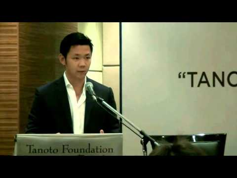 Tanoto Initiative at The Wharton School – Anderson Tanoto Remarks