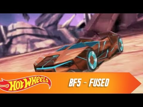 Battle Force 5: Fused | Hot Wheels