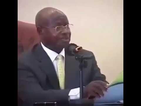 Uganda President to ban oral sex