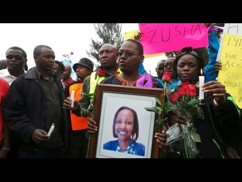 Man who lost wife in Langata matatu accident demands for justice