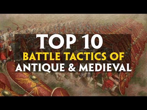 Learn the Battle Tactics of the Ancient World