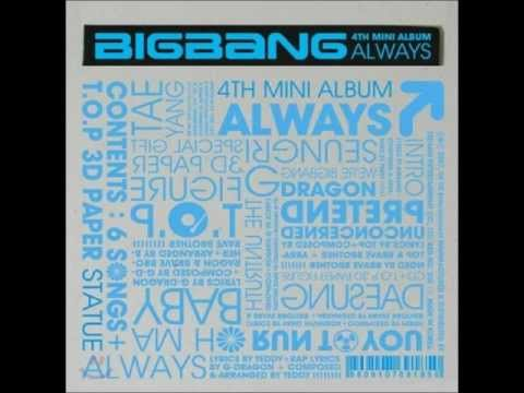 BIGBANG – Always [FULL ALBUM]